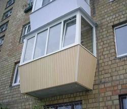 остекление балконов в Новороссийске
